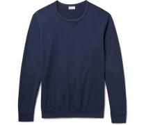 Anton Loopback Cotton-jersey Sweatshirt