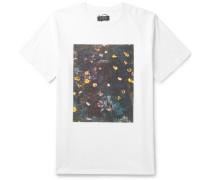 Transition Printed Cotton-Jersey T-Shirt