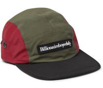 Logo-Appliquéd Colour-Block Nylon Baseball Cap