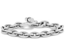 + END Dweller Burnished Steel Bracelet
