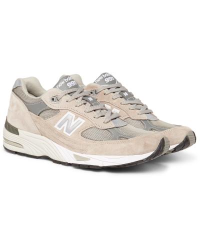 New Balance Herren 991 Suede And Mesh Sneakers Angebote In Deutschland Günstig Online Rabatt Verkauf Online-Shop Billig Bester Verkauf 6E872x
