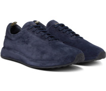 Race Suede Sneakers