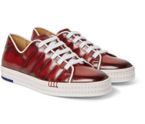 Playfield Leather Sneakers