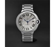 Ballon Bleu Automatic 42mm Steel Watch, Ref. No. CRW69012Z4