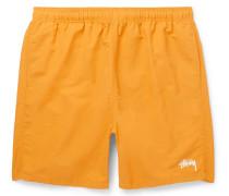 Stock Water Shell Shorts - Orange