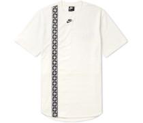 Logo-detailed Jersey T-shirt - White
