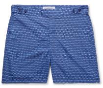 Copacabana Long-length Printed Swim Shorts