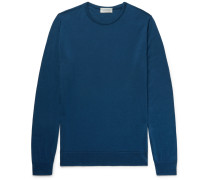 Hatfield Slim-fit Sea Island Cotton Sweater