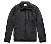 Tycho Shell-Panelled Fleece Jacket
