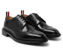 Spazzolato Leather Brogues