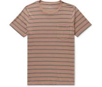 Williams Striped Cotton-Jersey T-Shirt