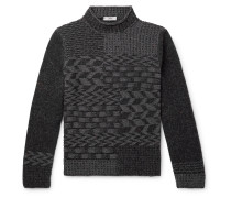 Donegal Merino Wool and Cashmere-Blend Sweater