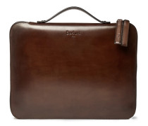 Nino Leather Briefcase
