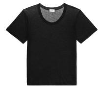 Cotton-Gauze T-Shirt