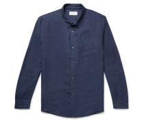Monaco Slub Linen Shirt