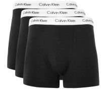 Three-pack Stretch-cotton Boxer Briefs