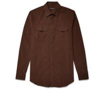 Cotton-corduroy Shirt