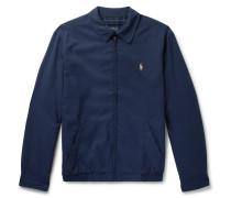 Twill Blouson Jacket