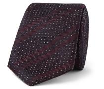6cm Silk-jacquard Tie