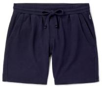 Frederick Garment-Dyed Cotton-Jersey Drawstring Shorts