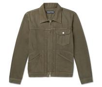 Denim Jacket - Green