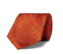 8cm Paisley-Jacquard Silk-Twill Tie
