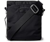 Valve Shell Messenger Bag - Black