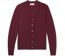 Virgin Wool And Cashmere-blend Cardigan