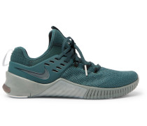 Metcon Free Mesh And Neoprene Sneakers