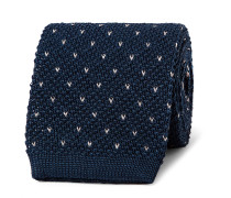 7cm Birdseye Cotton Tie