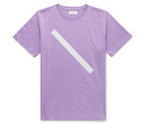 Slash Printed Cotton-Jersey T-Shirt