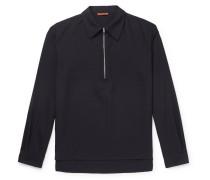 Voile Half-Zip Shirt