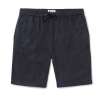 Pelle Slim-Fit Linen Drawstring Shorts