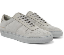 Bball Suede Sneakers - Gray