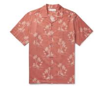 Printed Cotton Pyjama Shirt