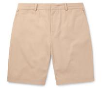 + Kaptain Sunshine Cotton-Twill Shorts