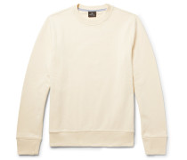 Loopback Organic Cotton-jersey Sweatshirt