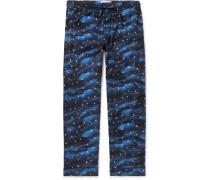 Printed Cotton Pyjama Trousers