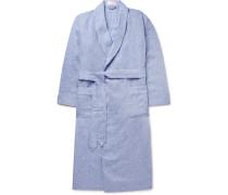 Slub Linen Robe