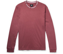 Owen Logo-print Cotton-jersey T-shirt