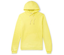 Beach Loopback Cotton-Jersey Hoodie