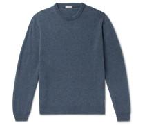 Mélange Cashmere Sweater