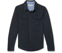 Organic Cotton-Twill Shirt