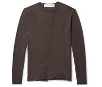 Stretch-knit Sweater