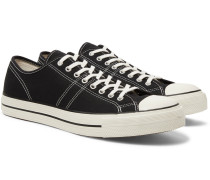 Lucky Star Ox Canvas Sneakers - Black