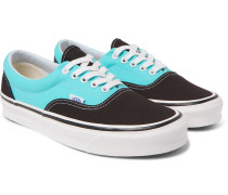Ua Era 95 Dx Canvas Sneakers - Turquoise