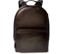 Scritto Leather Backpack