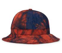 Tie-dyed Nylon Bucket Hat - Orange