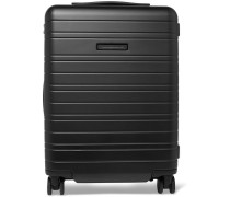 Model H 55cm Polycarbonate Carry-on Suitcase - Black