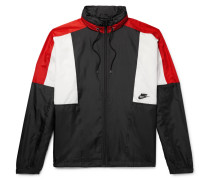 Re-issue Colour-block Shell Jacket